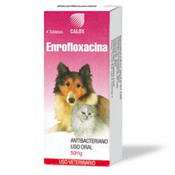 Enrofloxacina 50 mg - Calox Veterinaria Centroamérica ...