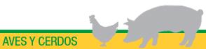Productos veterinarios para Aves y Cerdos